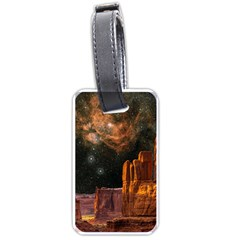 Geology Sand Stone Canyon Luggage Tags (two Sides)