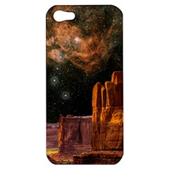 Geology Sand Stone Canyon Apple Iphone 5 Hardshell Case