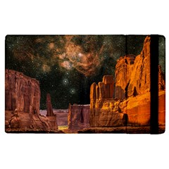 Geology Sand Stone Canyon Apple Ipad 3/4 Flip Case