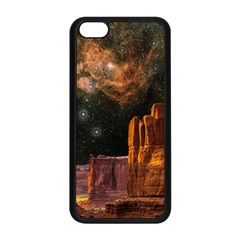 Geology Sand Stone Canyon Apple Iphone 5c Seamless Case (black)