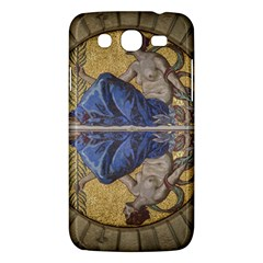 Mosaic Painting Glass Decoration Samsung Galaxy Mega 5 8 I9152 Hardshell Case