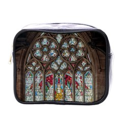 St Martins In The Bullring Birmingham Mini Toiletries Bag (one Side)