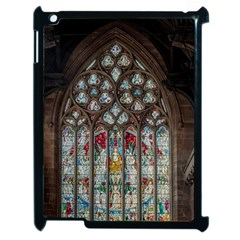 St Martins In The Bullring Birmingham Apple Ipad 2 Case (black) by Simbadda