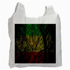 Rasta Forest Rastafari Nature Recycle Bag (two Side)