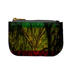 Rasta Forest Rastafari Nature Mini Coin Purse