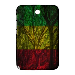 Rasta Forest Rastafari Nature Samsung Galaxy Note 8 0 N5100 Hardshell Case