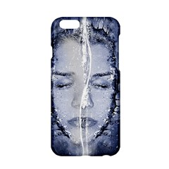 Girl Water Natural Hair Wet Bath Apple Iphone 6/6s Hardshell Case