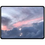 Early Sunset in Maui (Mary Helen Harper-Chase) Fleece Blanket (Extra Large) 80 x60  Blanket Front