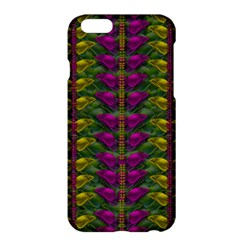 Butterfly Liana Jungle And Full Of Leaves Everywhere Apple Iphone 6 Plus/6s Plus Hardshell Case