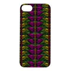 Butterfly Liana Jungle And Full Of Leaves Everywhere Apple Iphone 5s/ Se Hardshell Case