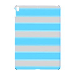 Bold Stripes Turquoise Pattern Apple Ipad Pro 10 5   Hardshell Case