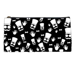 Gentleman Pattern Pencil Cases