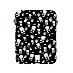 Gentleman Pattern Apple Ipad 2/3/4 Protective Soft Cases