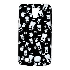 Gentleman Pattern Samsung Galaxy S4 Active (i9295) Hardshell Case