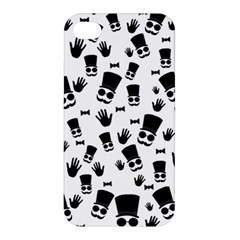 Gentleman Pattern Apple Iphone 4/4s Hardshell Case
