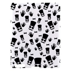 Gentleman Pattern Apple Ipad 3/4 Hardshell Case