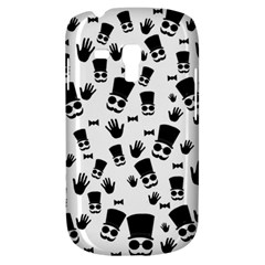 Gentleman Pattern Samsung Galaxy S3 Mini I8190 Hardshell Case