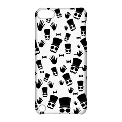 Gentleman Pattern Apple Ipod Touch 5 Hardshell Case With Stand
