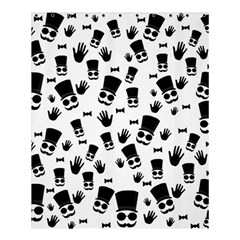 Gentleman Pattern Shower Curtain 60  X 72  (medium)
