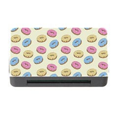 Donuts Pattern Memory Card Reader With Cf by Valentinaart