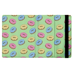 Donuts Pattern Apple Ipad Pro 12 9   Flip Case by Valentinaart