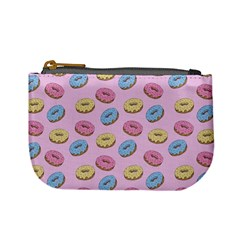 Donuts Pattern Mini Coin Purse
