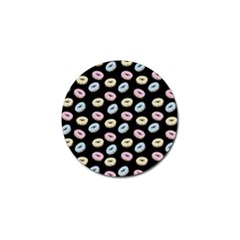 Donuts Pattern Golf Ball Marker (4 Pack)