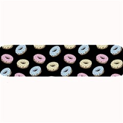 Donuts Pattern Large Bar Mats by Valentinaart