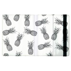 Pineapple Pattern Apple Ipad Pro 12 9   Flip Case by Valentinaart