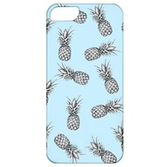 Pineapple Pattern Apple Iphone 5 Classic Hardshell Case by Valentinaart