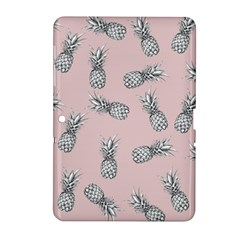 Pineapple Pattern Samsung Galaxy Tab 2 (10 1 ) P5100 Hardshell Case