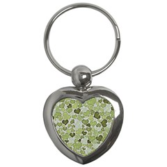 Sparkling Hearts 183 Key Chains (heart)  by MoreColorsinLife