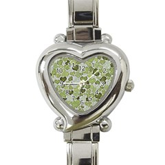 Sparkling Hearts 183 Heart Italian Charm Watch by MoreColorsinLife