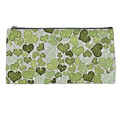 Sparkling Hearts 183 Pencil Cases