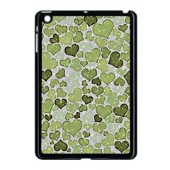Sparkling Hearts 183 Apple Ipad Mini Case (black)