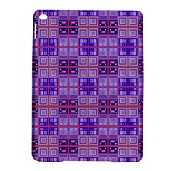 Mod Purple Pink Orange Squares Pattern Ipad Air 2 Hardshell Cases