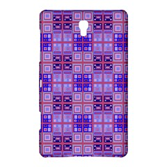 Mod Purple Pink Orange Squares Pattern Samsung Galaxy Tab S (8 4 ) Hardshell Case