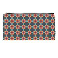 Abstract Background Pencil Cases