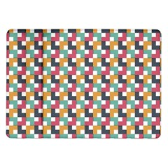 Background Abstract Geometric Samsung Galaxy Tab 10 1  P7500 Flip Case
