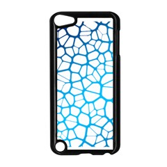 Network Social Neurons Brain Cells Apple Ipod Touch 5 Case (black) by Simbadda