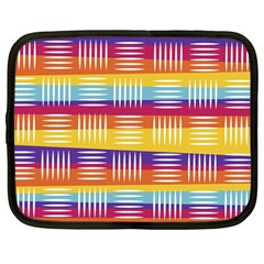 Background Abstract Netbook Case (large) by Simbadda