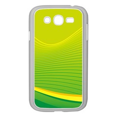 Background Color Fresh Beautiful Samsung Galaxy Grand Duos I9082 Case (white) by Simbadda