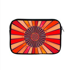 Color Background Structure Lines Apple Macbook Pro 15  Zipper Case by Simbadda