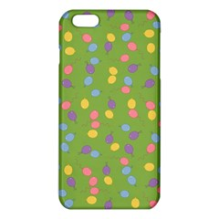 Balloon Grass Party Green Purple Iphone 6 Plus/6s Plus Tpu Case