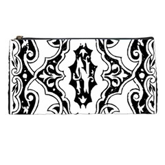 Holbein Floriated Antique Scroll Pencil Cases by Simbadda