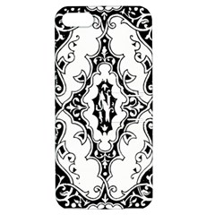 Holbein Floriated Antique Scroll Apple Iphone 5 Hardshell Case With Stand