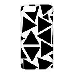 Black Triangle Apple Iphone 7 Plus Hardshell Case