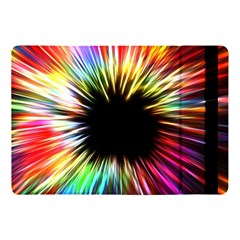Color Background Structure Lines Apple Ipad Pro 10 5   Flip Case by Simbadda