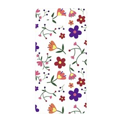 Flowers Pattern Texture Nature Samsung Galaxy Alpha Hardshell Back Case