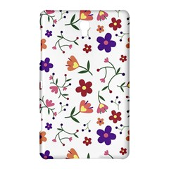 Flowers Pattern Texture Nature Samsung Galaxy Tab S (8 4 ) Hardshell Case